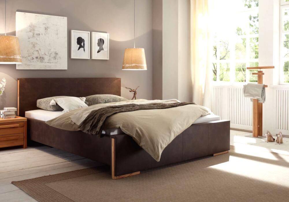 polsterbett m belauswahl von m bel kr ger peckelsheim gmbh. Black Bedroom Furniture Sets. Home Design Ideas