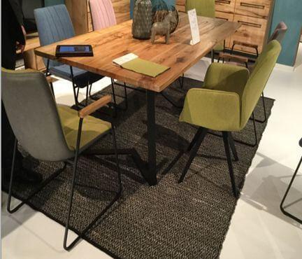 3003 Design-Tafel von Niehoff Sitzmöbel